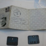 De penningen en het persoonsbewijs