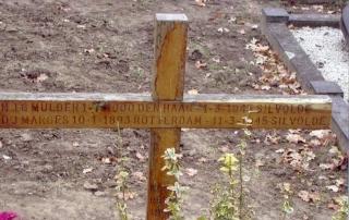 Het bewuste graf
