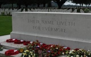 Canadese oorlogsbegraafplaats Groesbeek