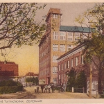 Turmac fabriek