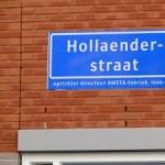 de Hollaenderstraat