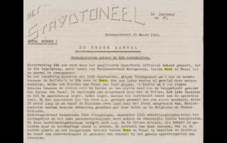 Het Strijdtoneel 25-3-1945