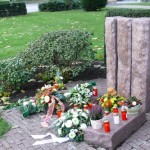 Monument te Rees