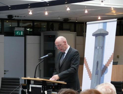 Toespraak van de heer C. Gerwers op 02-12-2016 te Apeldoorn