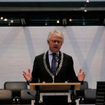 Burgemeester J. Berends