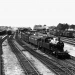 Apeldoorn, station 25-8-1934 (foto J.J.B. Vellekoop).